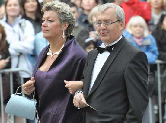 Ylva Johansson och Erik Åsbrink 2010 [Bild Wikipedia]