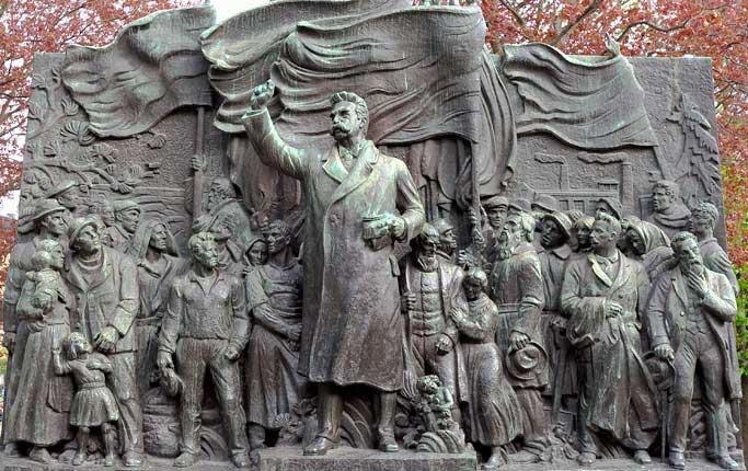 En mycket typisk bild av Branting och folket. Är den sann?