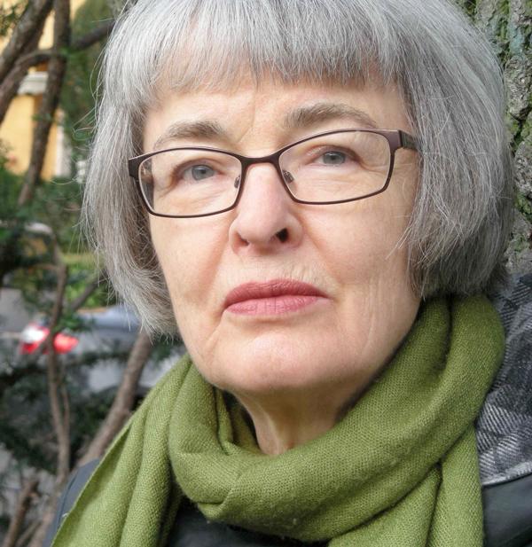 Margareta Zetterström [Foto: Svante Svensson]