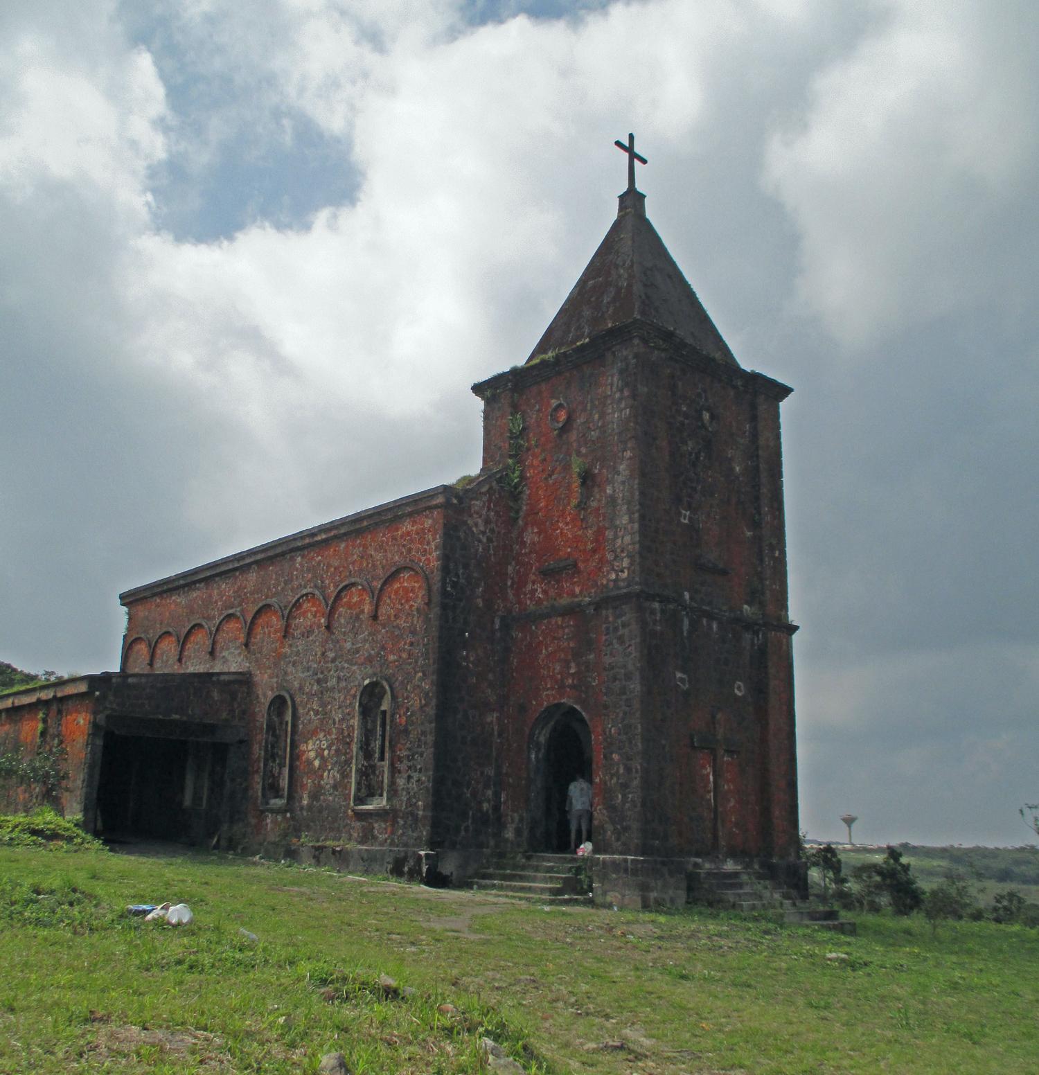 Kambodja-Nygren-franska-kyrkan