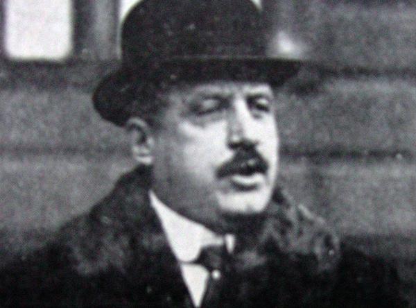 Eliel Löfgren (Bild: Wikipedia)